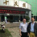 Prof. Stone Wen e Donato Cannatello