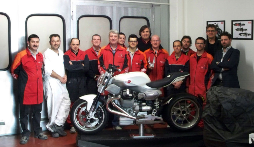 Aprilia_Guzzi_design Team