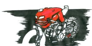 Ducati Monster Tractor search style