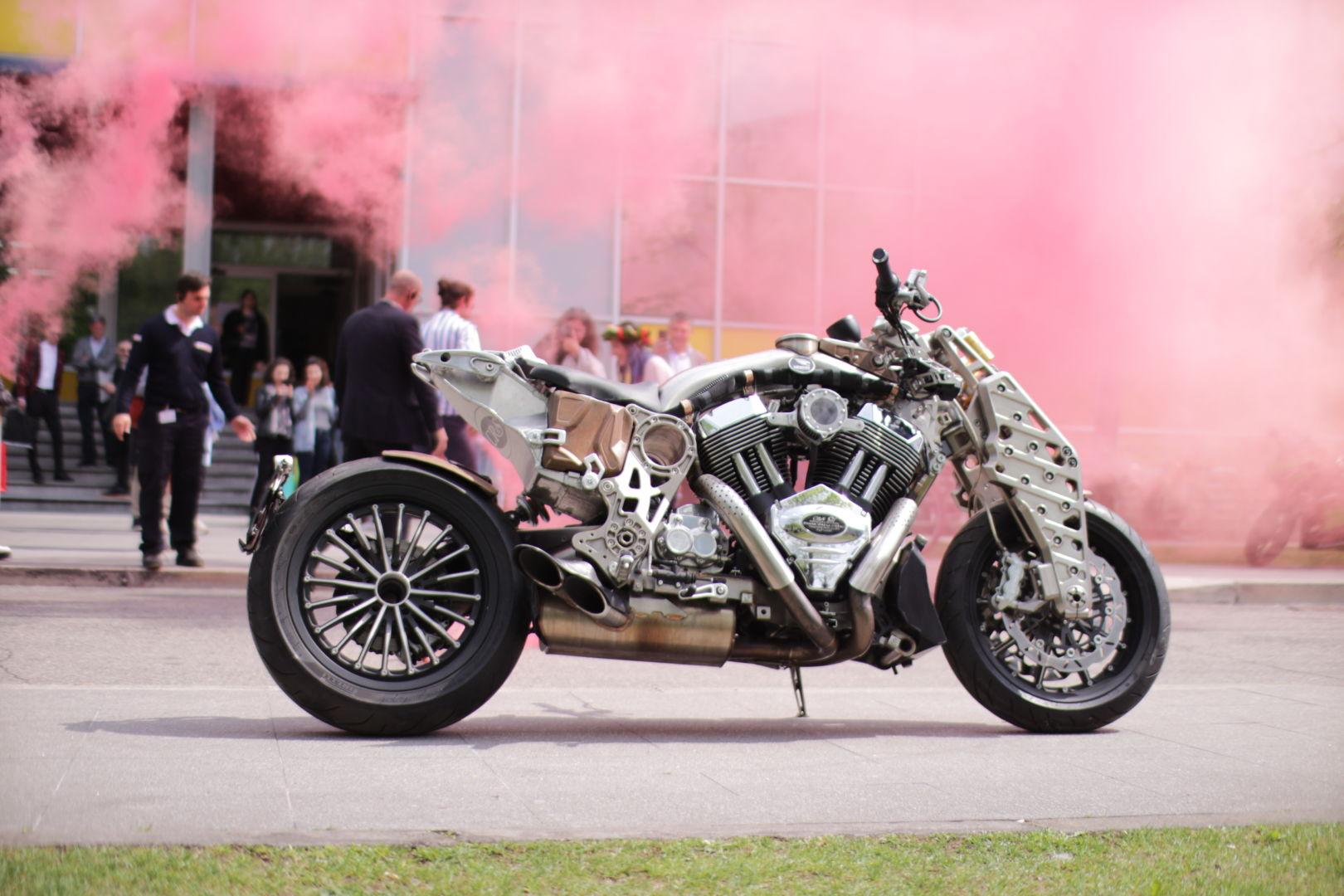 Motociclette Archivi Gegeben