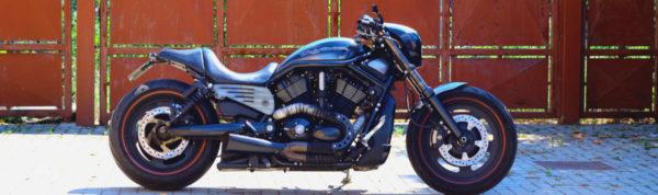 """Harley Davidson V-ROD """"VRASCAW"""""""