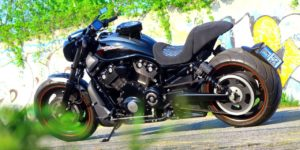 Harley Davidson Vrod Muscle by Given CEFEIDE