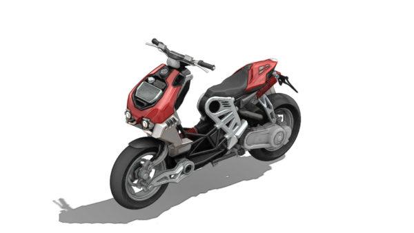 Italjet Dragster Concept (3)