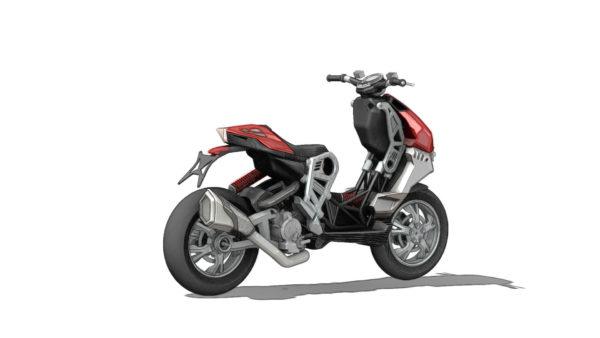 Italjet Dragster Concept (4)