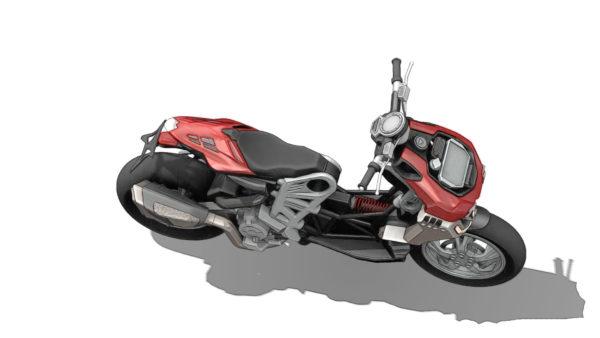 Italjet Dragster Concept (5)