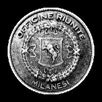 Logo Officine Riunite Milanesi