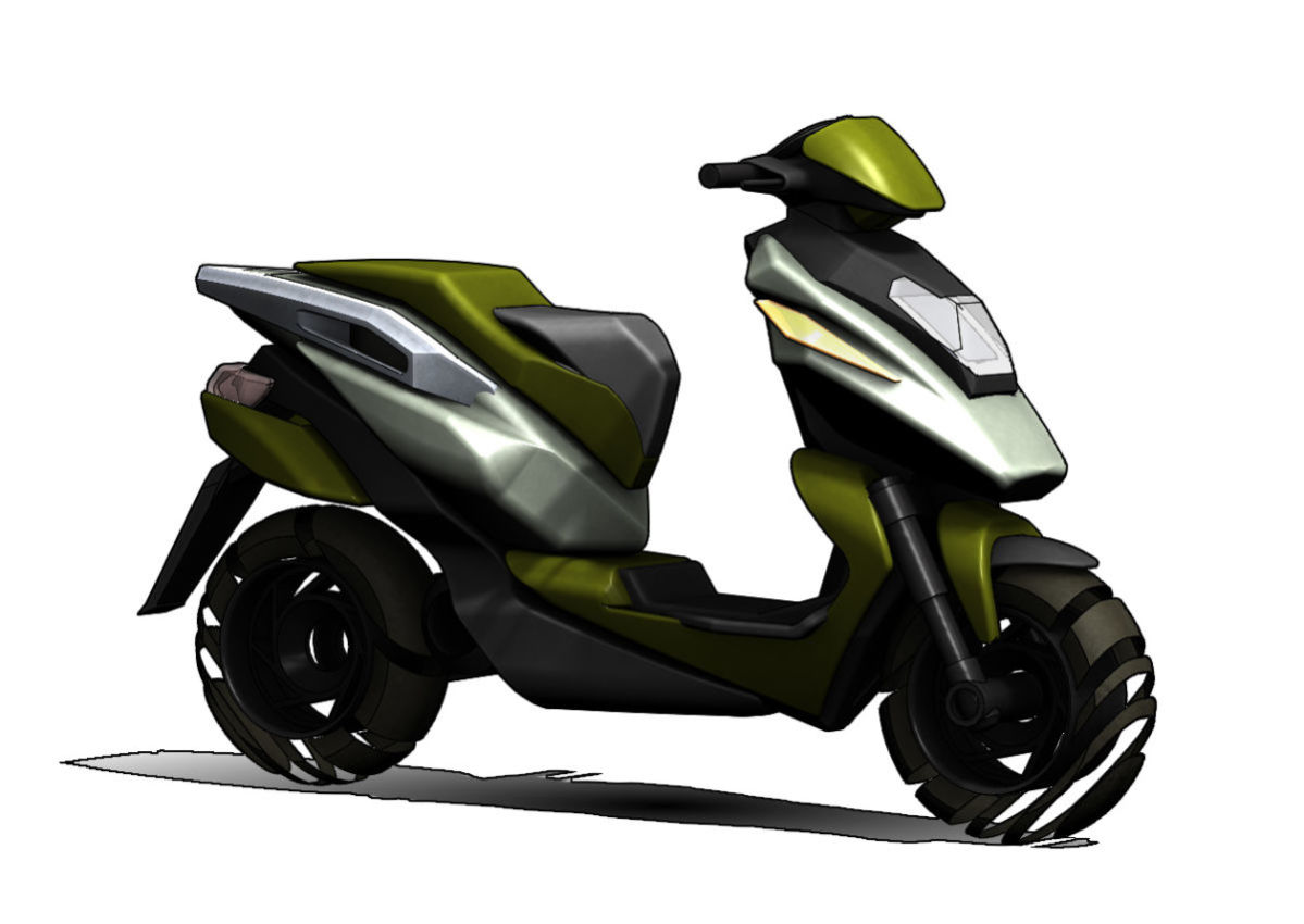 Scooter HT