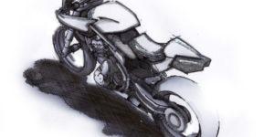 Nac Moto design concept