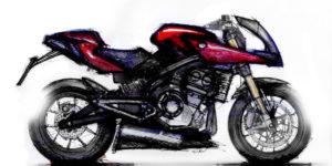 concepto de diseño nac Moto