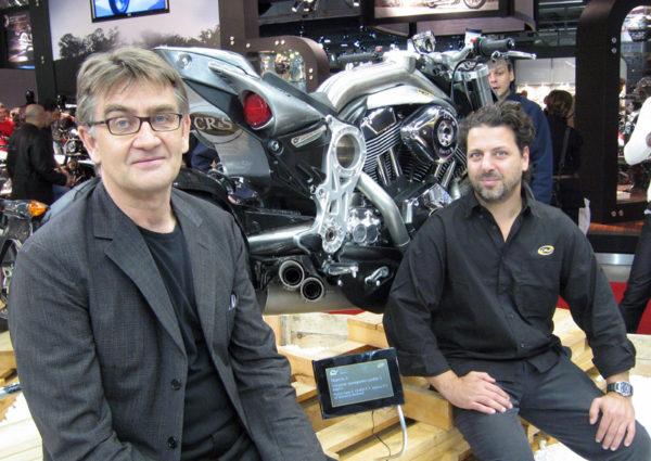 Pier Terblanche e Donato Cannatello