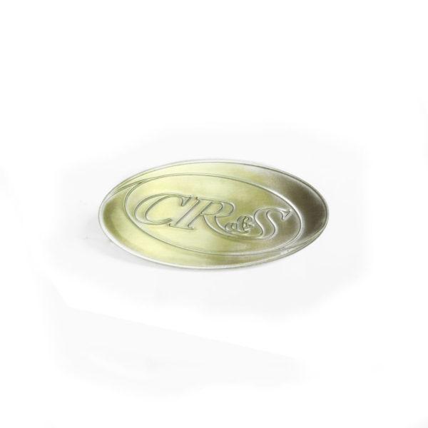 пластина CR&S большой бак Silver 9251000