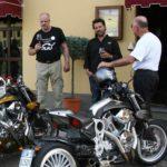 Roberto Crepaldi, Alan Carthcart e Donato Cannatello