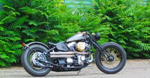 Samurai Chopper Given Officine Riunite Milanesi (pre)