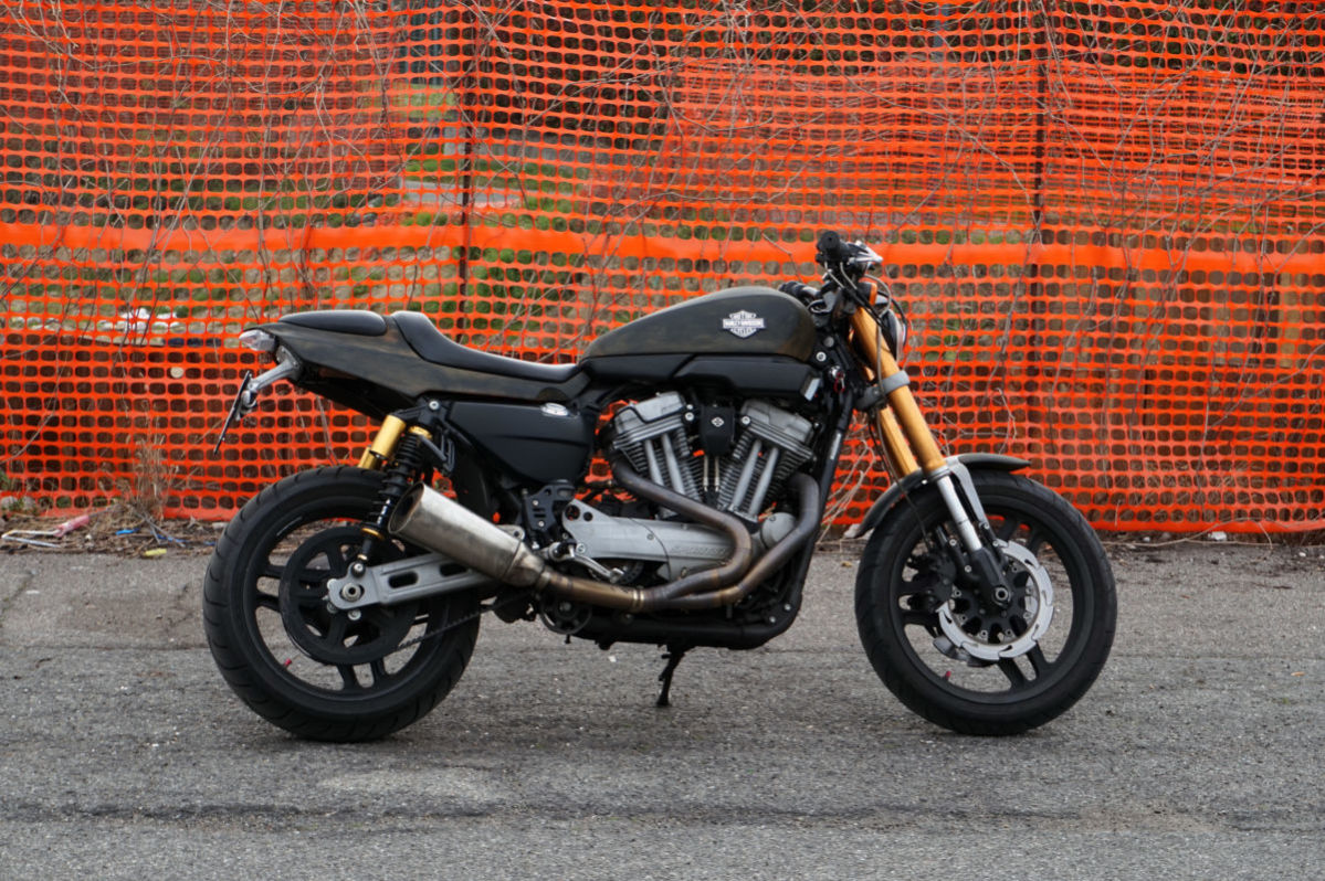 "Harley Davidson XR1200 & quot; Rasti"""