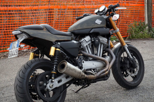 Harley Davidson XR1200 by Given