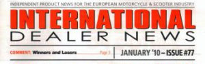 International Dealer News 01 2010