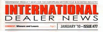 International Dealer News 01 2010
