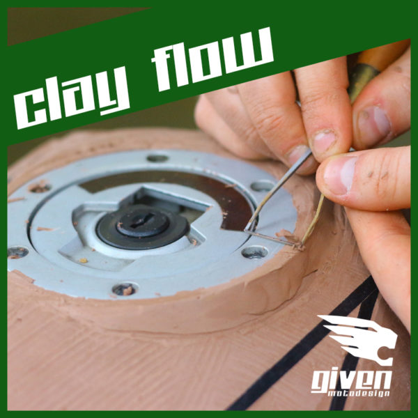 CLAY FLOW - Ton-Kurs in der Automobilindustrie