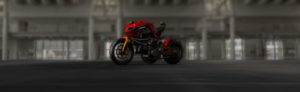 Ducati Monster Tractor