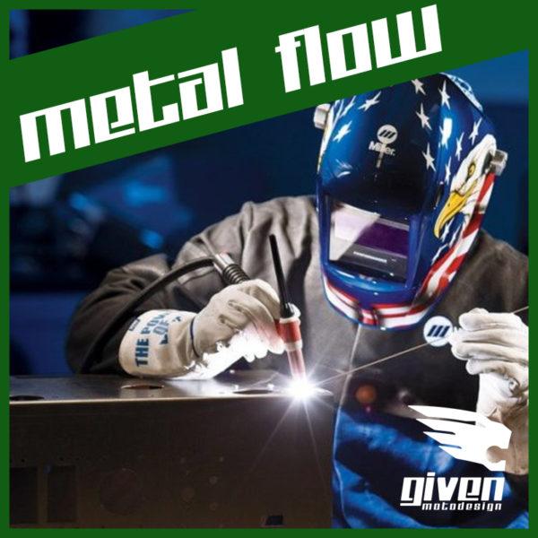 METAL FLOW - Курс сварки TIG AC / DC стали, Железо и алюминий