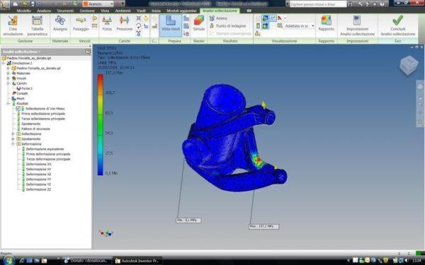 Modellazione superfici in classe A e B - CAD CAM FEM