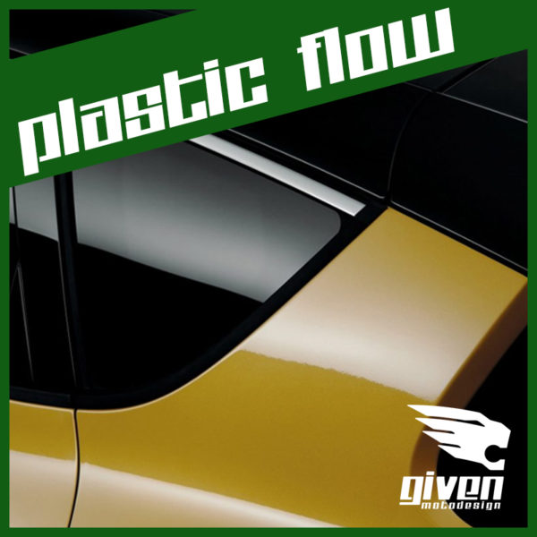 PLASTIC FLOW - physical modeling course and plastic 3D printing