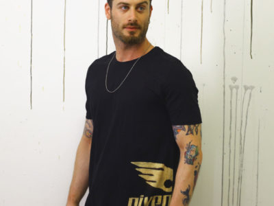 T-Shirt GIVEN Motodesign